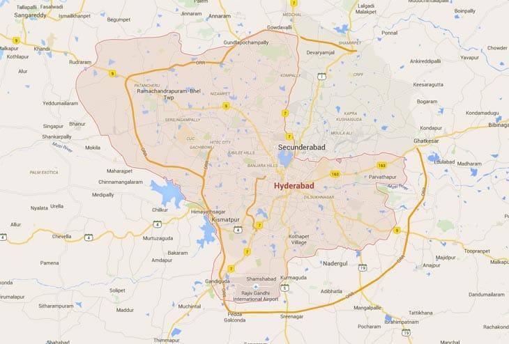 Hyderabad-india