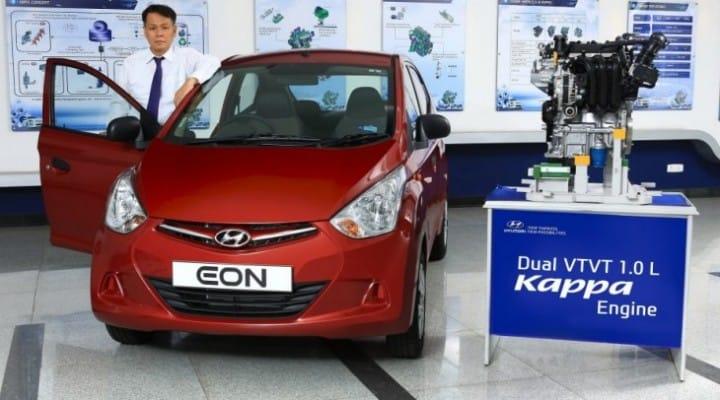 Hyundai Eon 1.0-Liter vs. Maruti Suzuki Celerio price in India