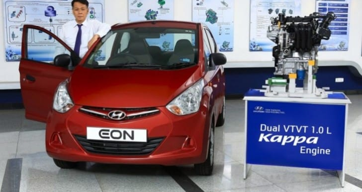 Hyundai Eon 1.0-Liter vs. Maruti Suzuki Celerio price in India