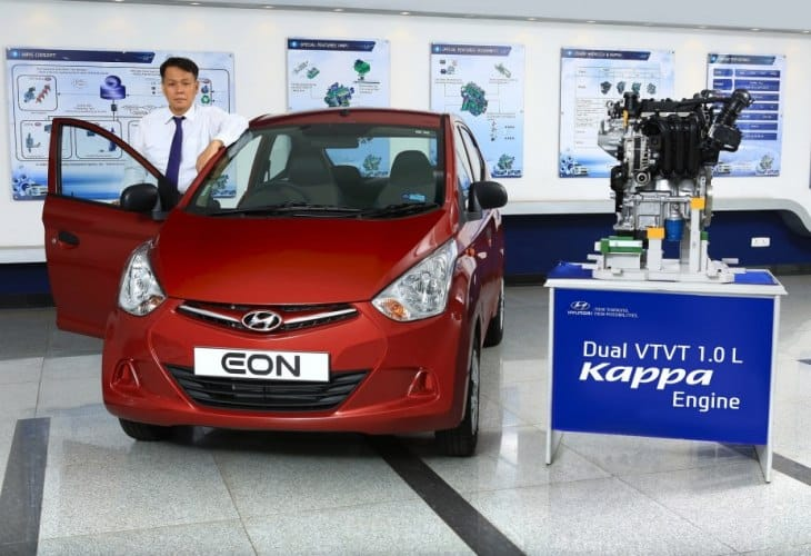 Hyundai Eon 1.0-Litre vs. Maruti Suzuki Celerio price in India