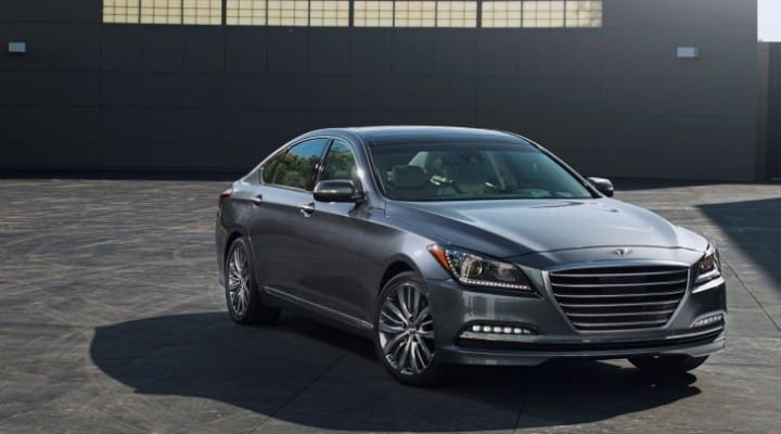 Hyundai Genesis 2015 first drive review