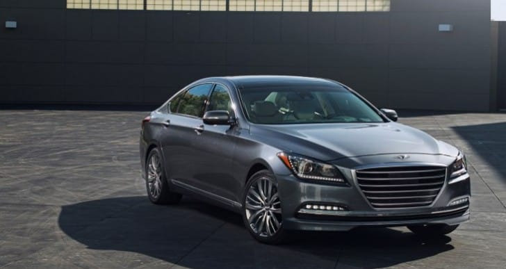 Hyundai Genesis 2015 first drive review