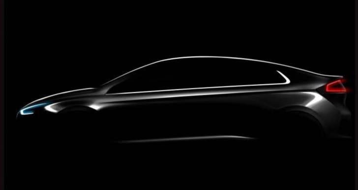 Hyundai IONIQ launch with 3 powertrain options