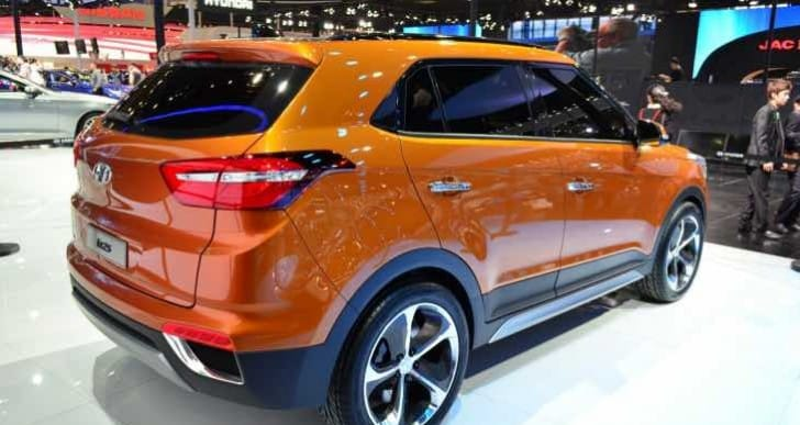 Hyundai India to launch ix25 SUV test drives