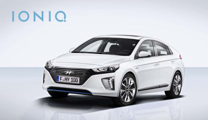 Hyundai Ioniq interior wins approval