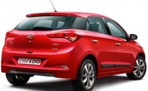 Hyundai i20 Elite vs. Active variant of Fiat Punto Evo