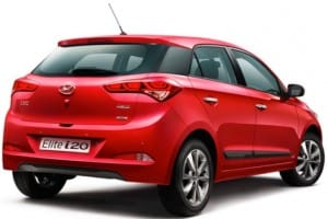Hyundai i20 Elite vs. Active variant of Fiat Punto Evo