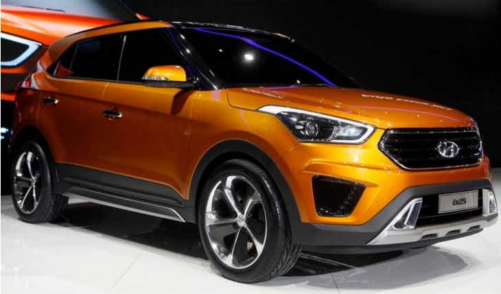Hyundai ix25 SUV launch