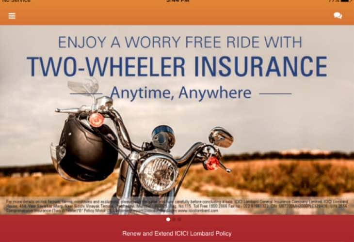 icici-lombard-insure-two-wheeler-insurance