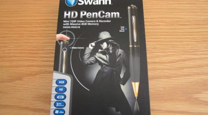 Swann HD PenCam gets scrutinized hands on