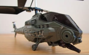 Swann Sky Duel takes indoor helicopters to new heights
