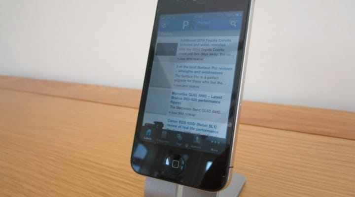 Seta Phone Stand, low down review