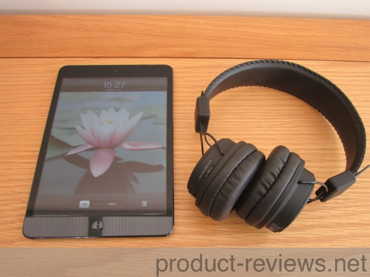 Avantree Hive Bluetooth Stereo Headset review with iPad mini