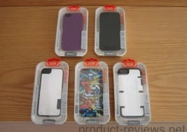 Hands on with multiple Cygnett iPhone 5 cases