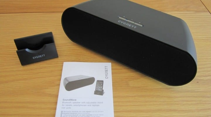 Cygnett SoundWave Bluetooth gets hands on review