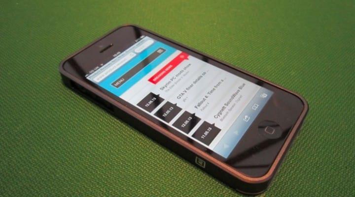 iPhone 5 AL 13 bumper case in AeroSpace Aluminum review