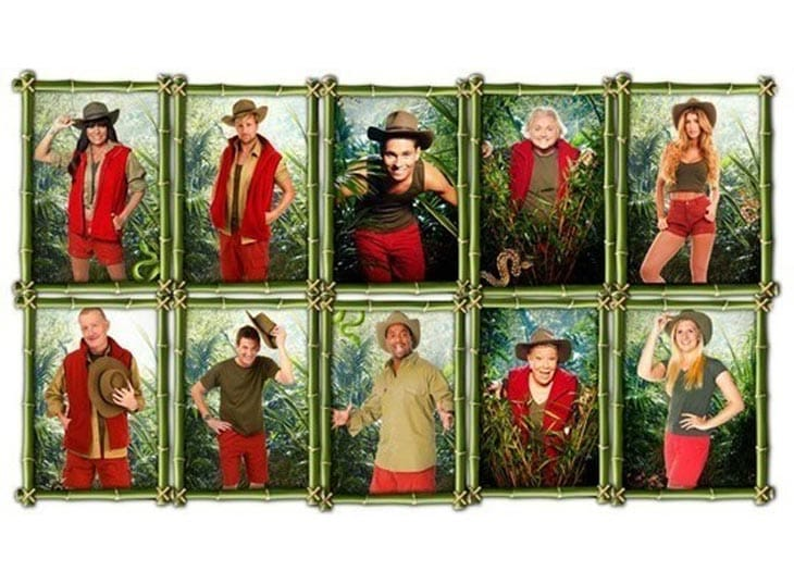 I'm A Celebrity 2013 Get Me Out Of Here iPhone app MIA