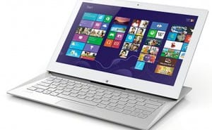 Imminent Sony VAIO Duo 13 release hinted