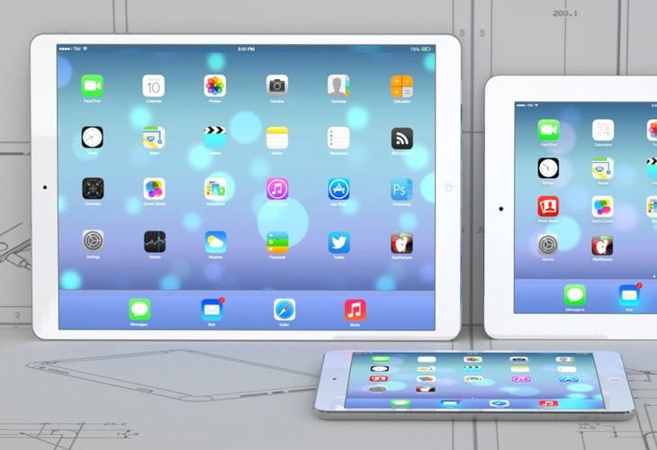 Imminent iPad Pro launch unlikely