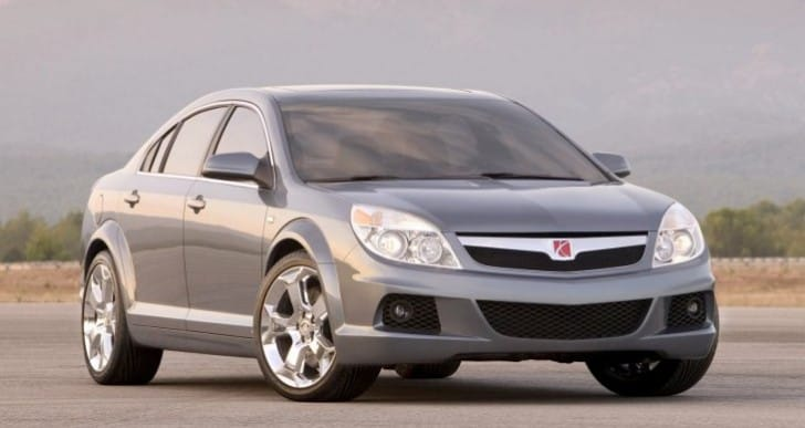 Impending list of Chevrolet Malibu and Saturn Aura recalls