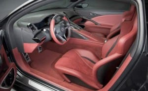 Importance of Acura NSX Concept interior, not all about the specs