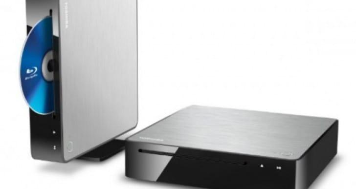 Impressive Toshiba BDX5500 Blu-ray review score