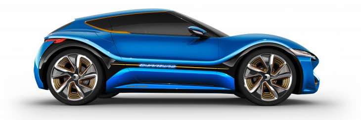 Improbable Tesla Model X rival