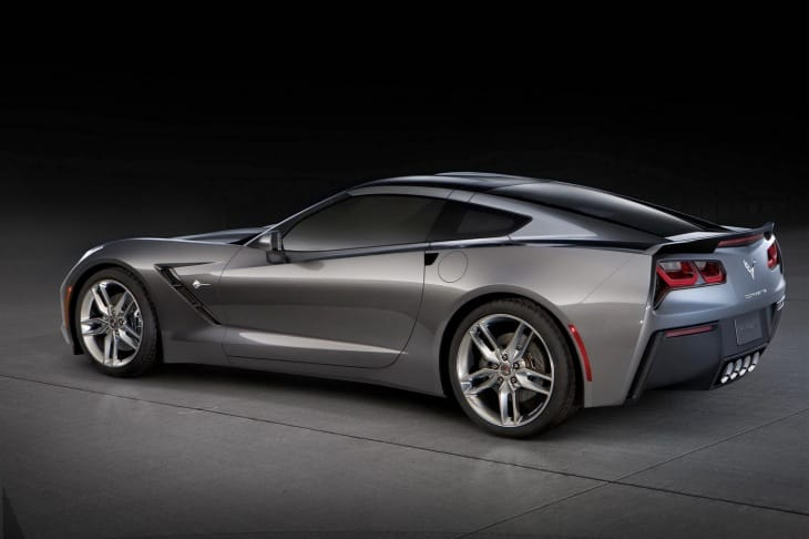 Improving 2014 Corvette C7 Stingray performance