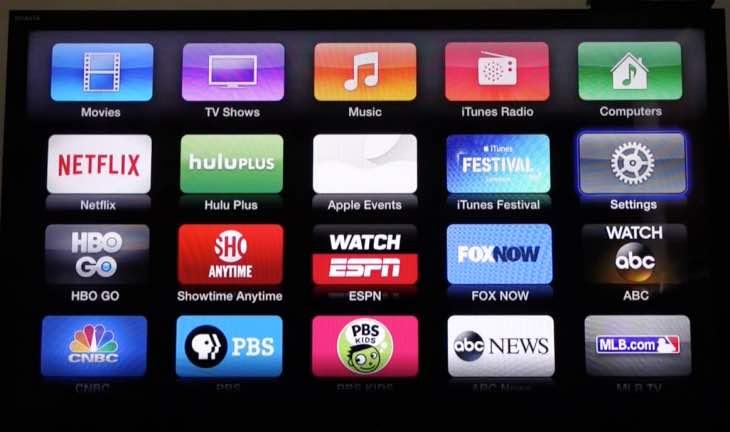 Improving Apple TV