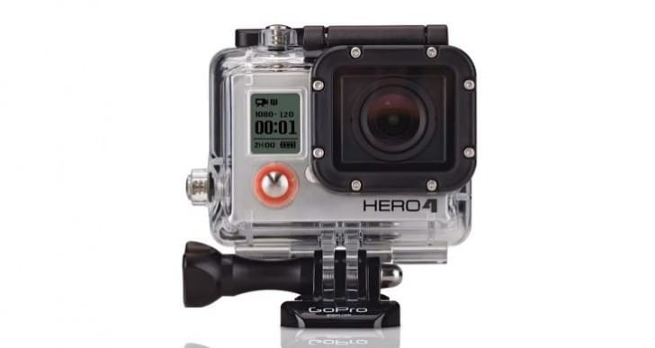 Improving GoPro Hero 4 battery life capabilities