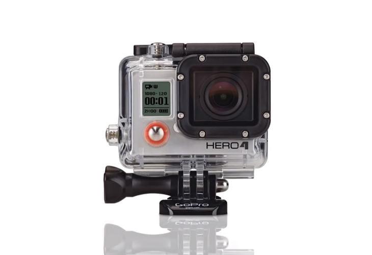 Improving GoPro Hero 4 battery life capabilities