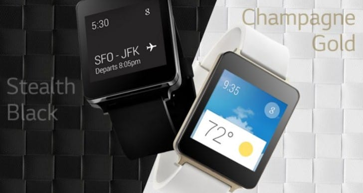 Improving LG G Watch for messaging, data, and calls