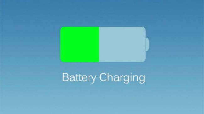 Improving iPad Air battery life