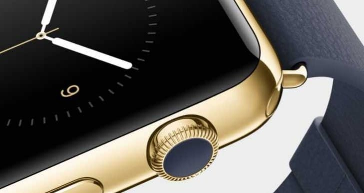 Improving security for gold Apple Watch