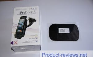 In-car iPhone 5, 4/4S holder options – Hands-on review