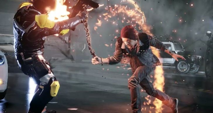 InFamous: Second Son teases mediocrity