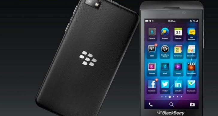 Inadequate BlackBerry Z10 US sales reinforces skepticism