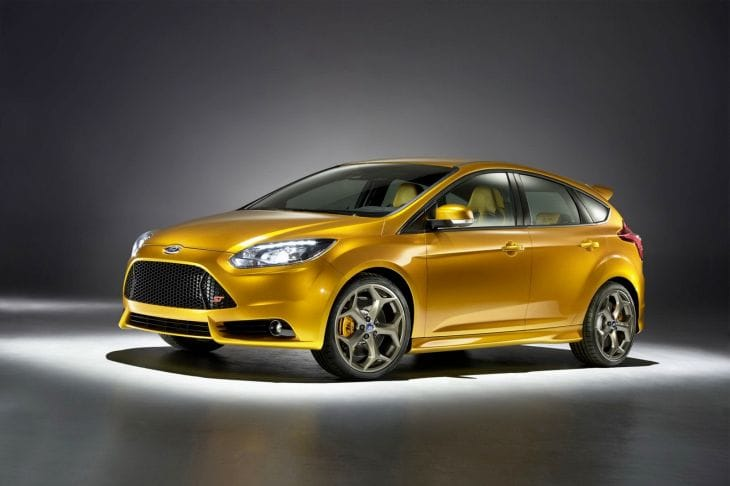 Increased 2013 Ford Focus ST performance parts 2