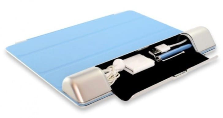 Increased iPad storage with Smart Cargo for 2013