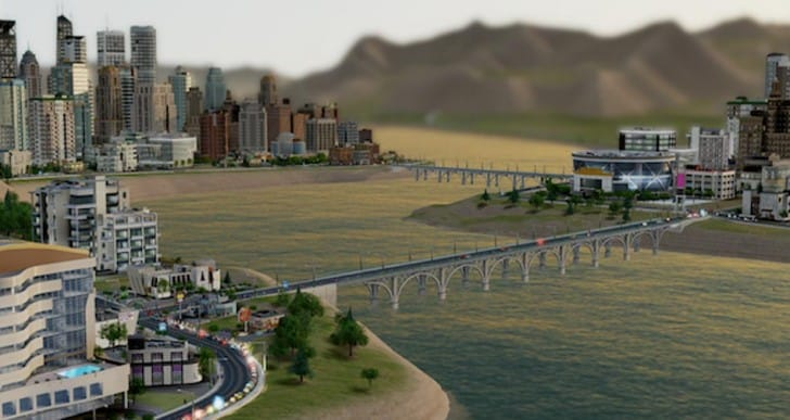 SimCity server status improves, free EA game due