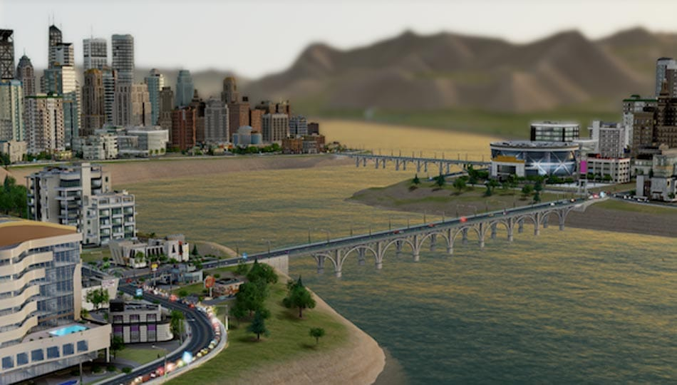 IndustrialCity-simcity