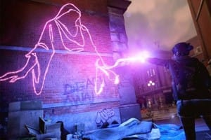 Infamous: First Light Trophies for PS4