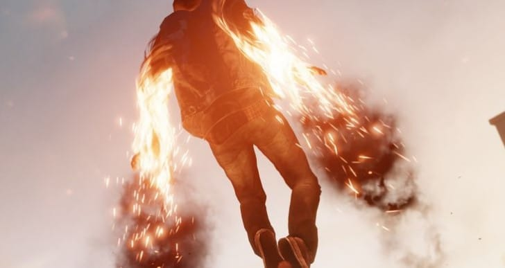 Infamous: Second Son exclusive, an ideal PS4 game