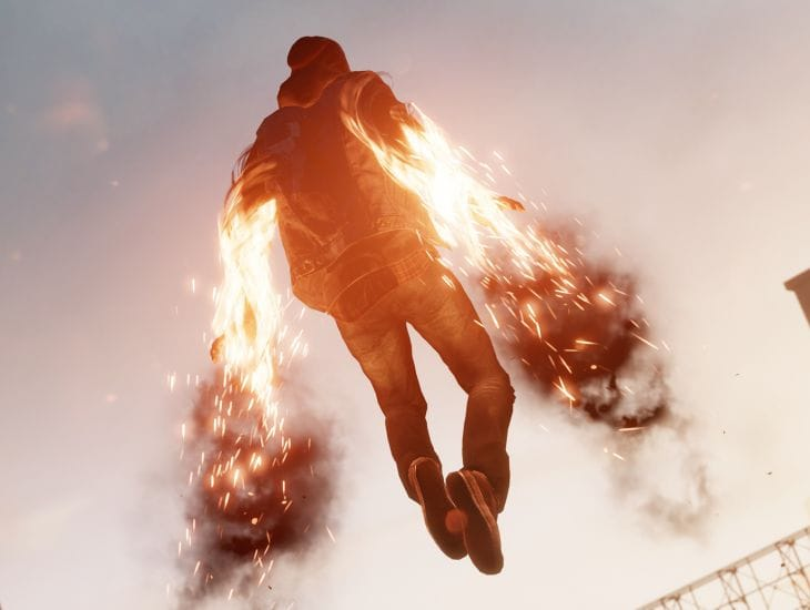Infamous  Second Son exclusive, an ideal PS4 game