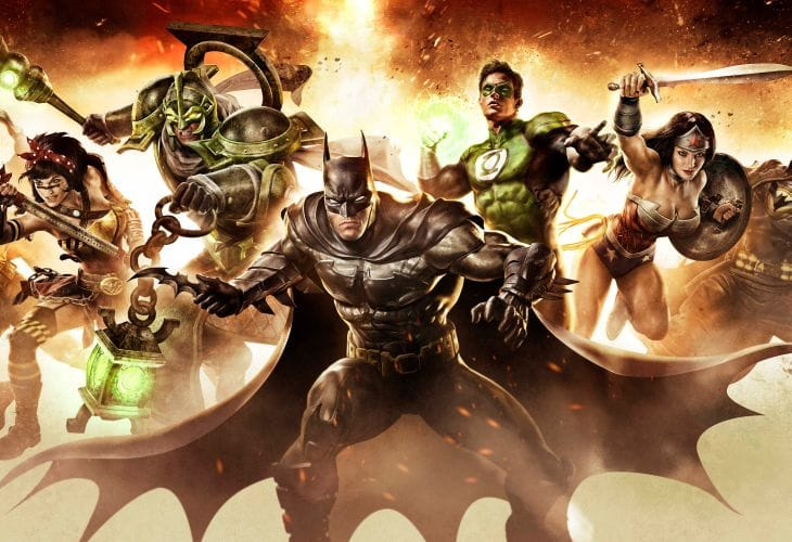 Infinite Crisis live open beta starts today