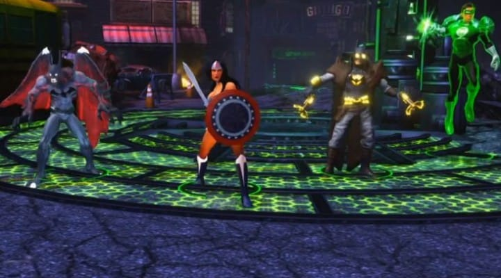 Infinite Crisis open beta commences next month
