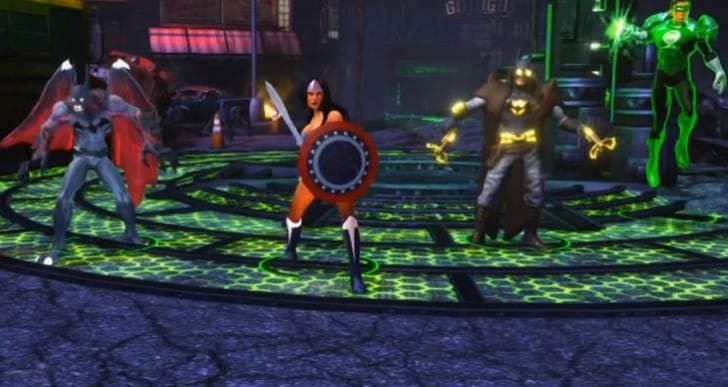 Infinite Crisis open beta commences next month