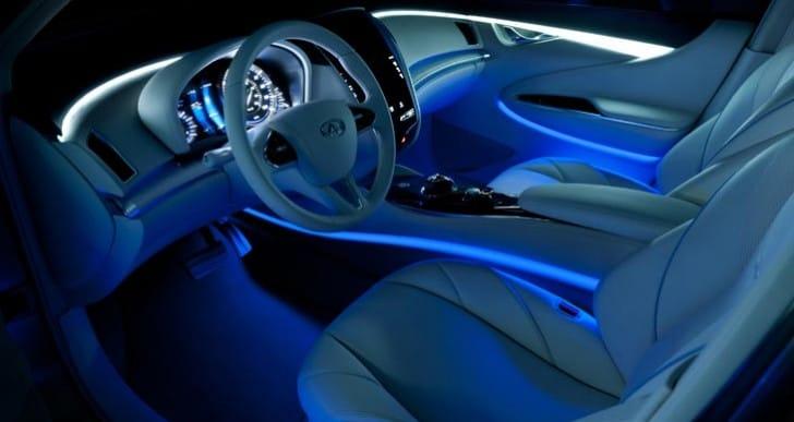 Infiniti plans to shake up EV market with luxury zero-emission car