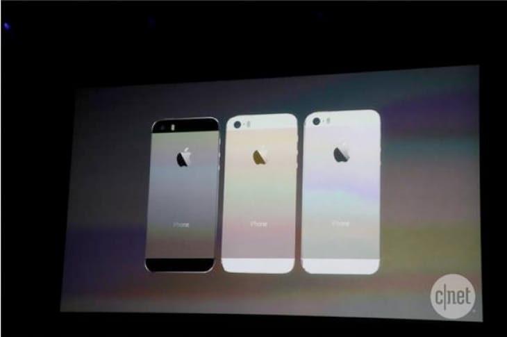 The iPhone 5S gets 64 bit graphics