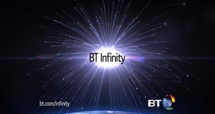 How to get free BT Infinity 1 upgrade to Infinity 2